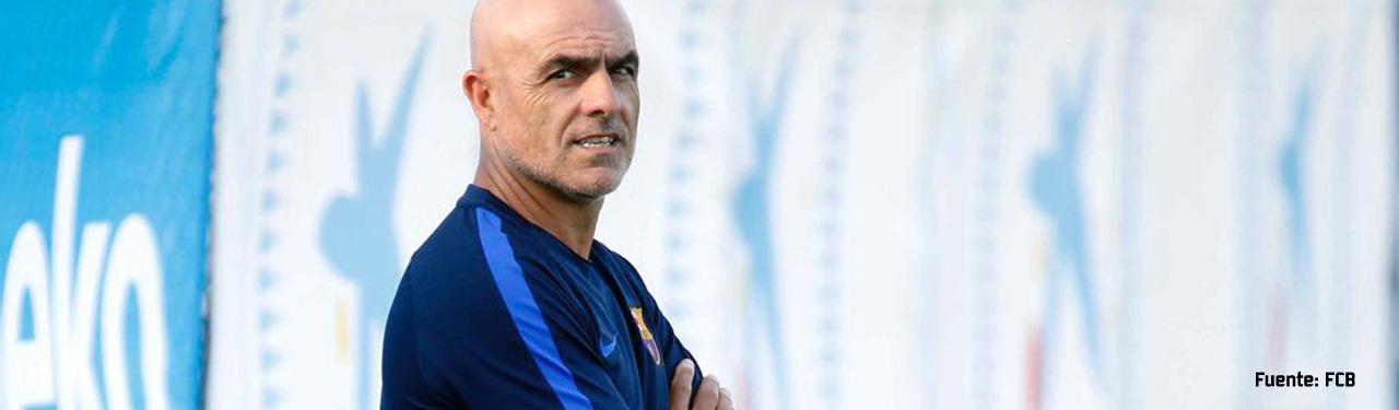 Juanjo Brau fisioterapeuta readaptador Barcelona
