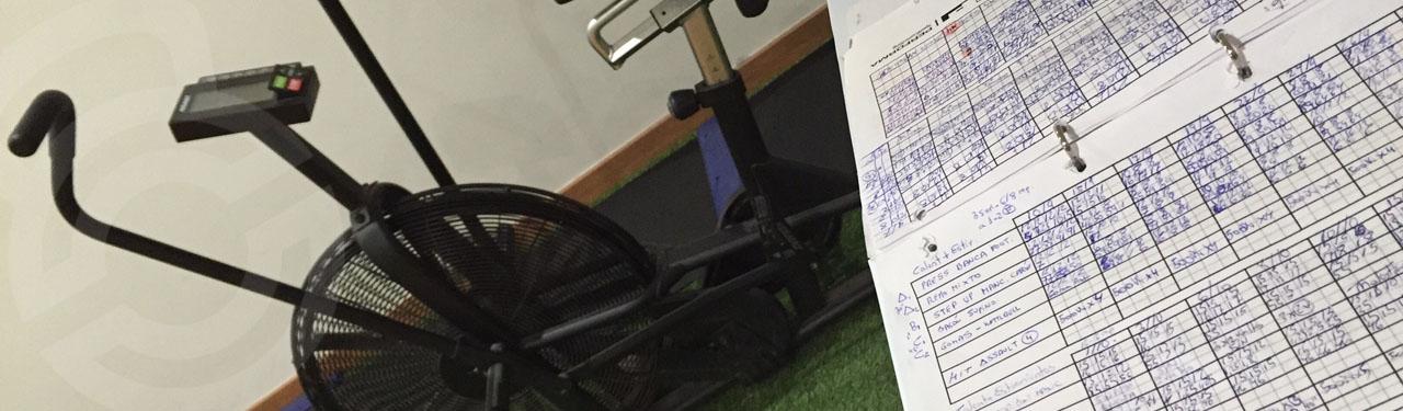 progresiones en el entrenamiento