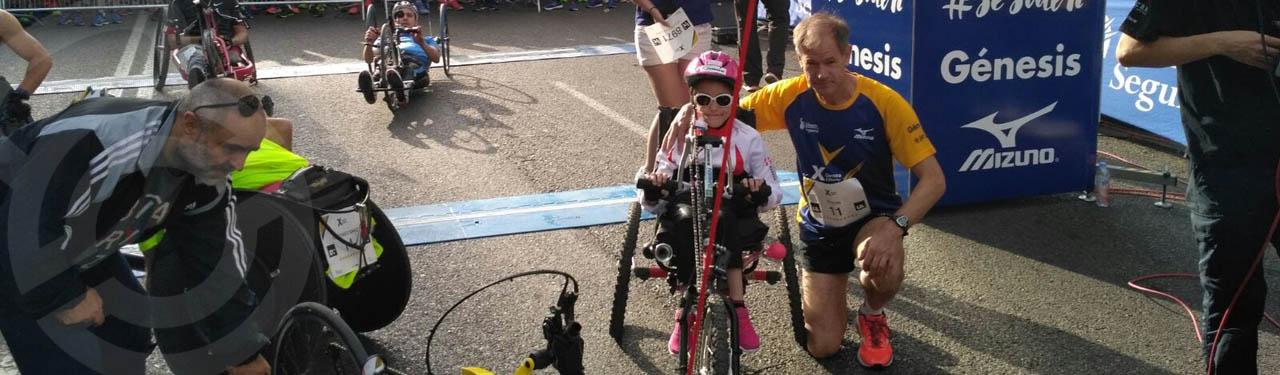 Deporte paralímpico en la infancia