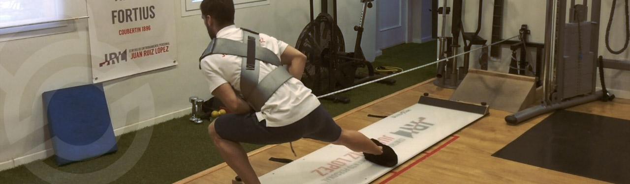 Zancada lateral - Técnica, beneficios y progresiones