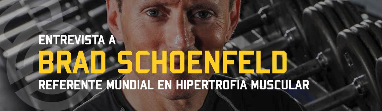 Entrevista Brad Schoenfeld - hipertrofia muscular